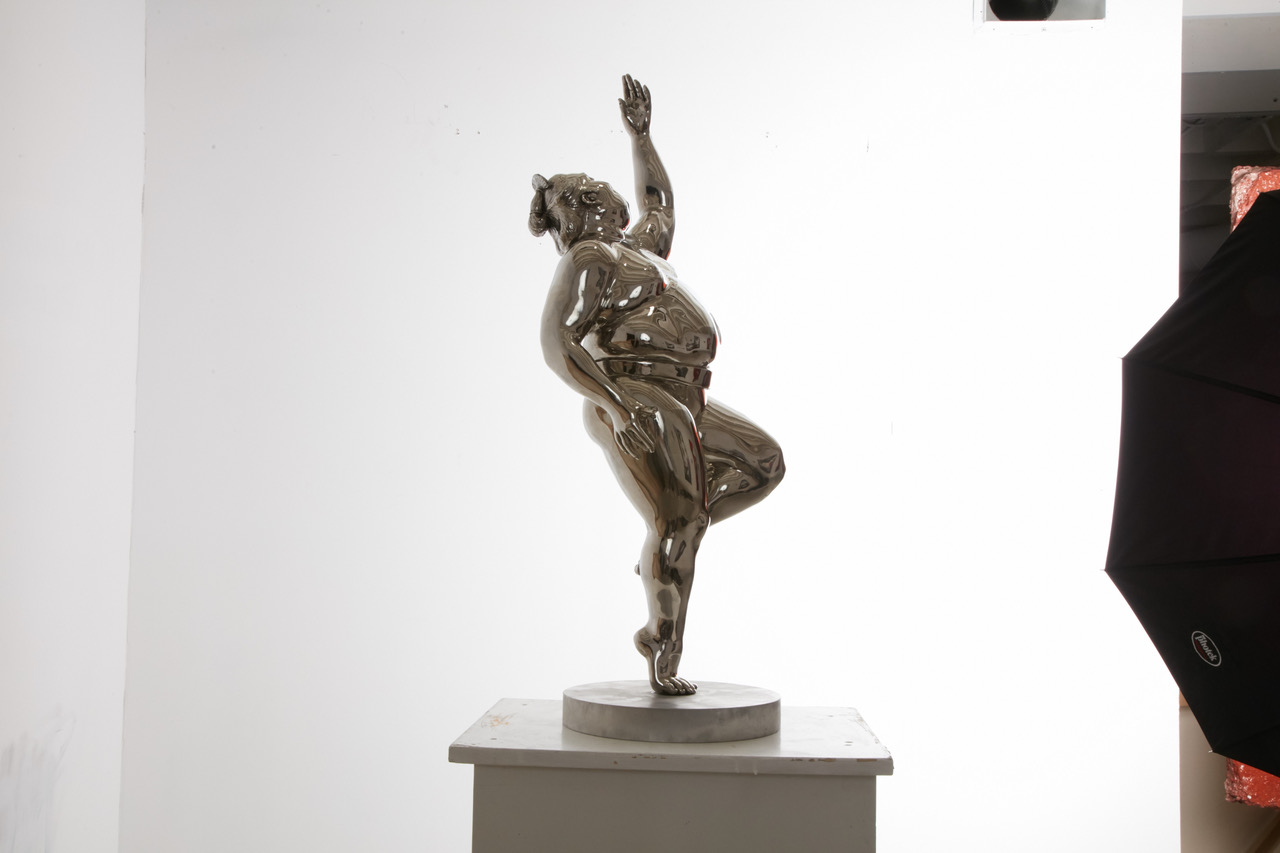 Irina Daylene - sculpture and sculptor